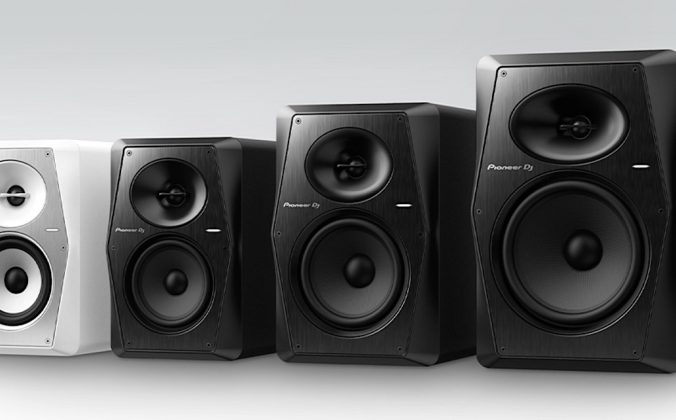 Pioneer DJ XM speakers
