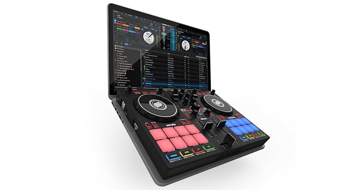 Reloop Ready Laptop