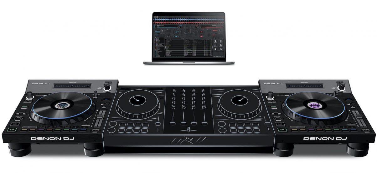 LC6000 DJ software