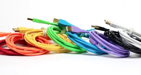 Chroma cables from DJ TechTools