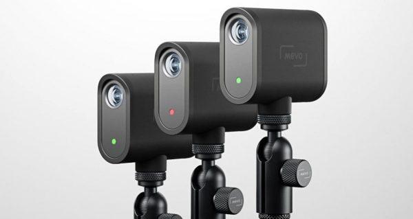 Mevo Multicam 3-camera set