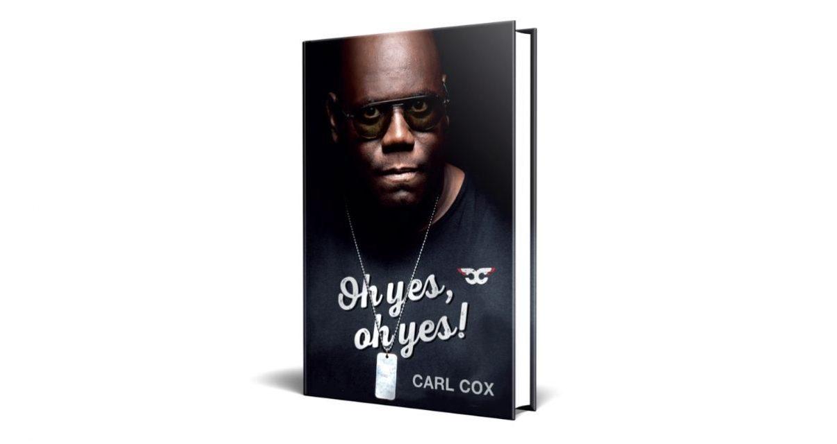 Carl Cox book cover
