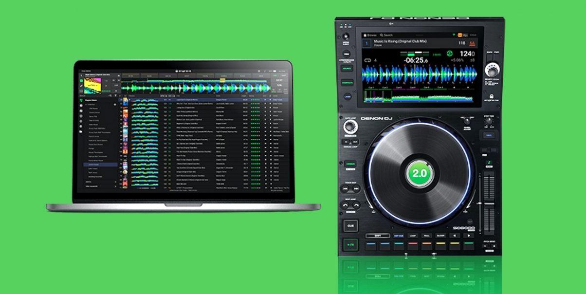 Denon DJ Prime Engine 2.0