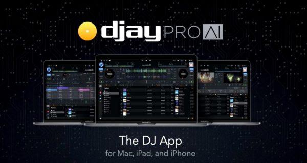djay Pro AI software app