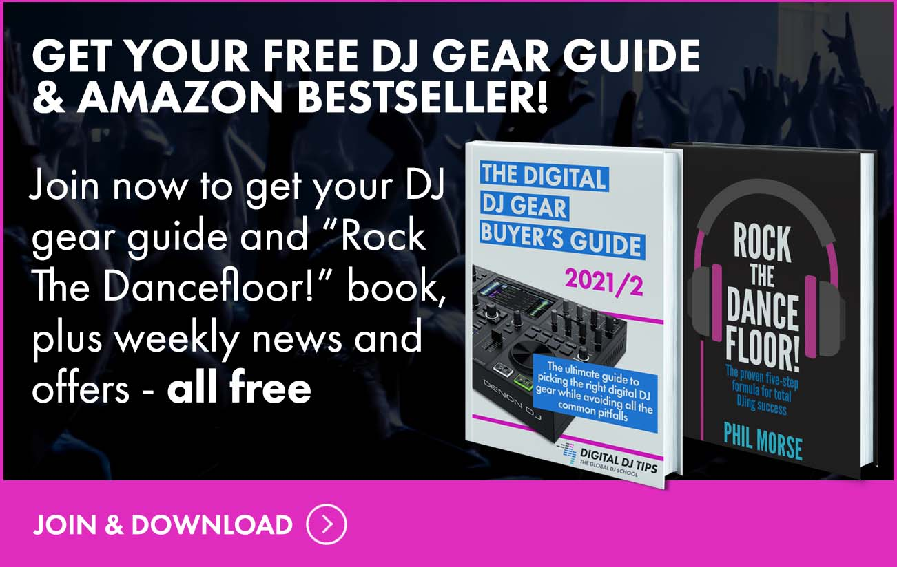 Click here for your free DJ Gear and software guide
