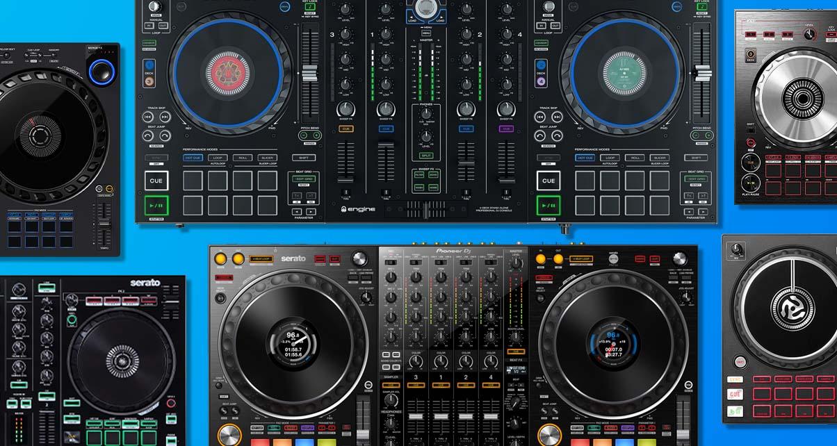 BEST SERATO DJ CONTROLLERS 2021