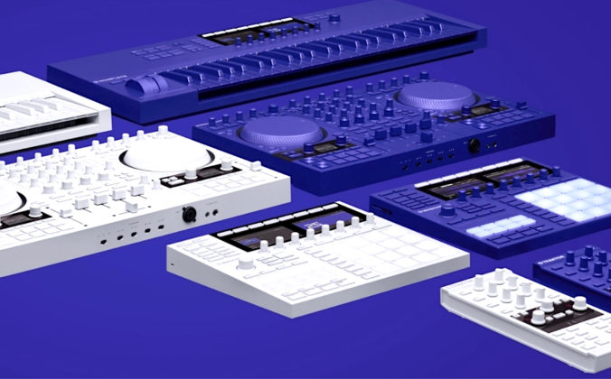 Native Instruments 25 years special edition gear